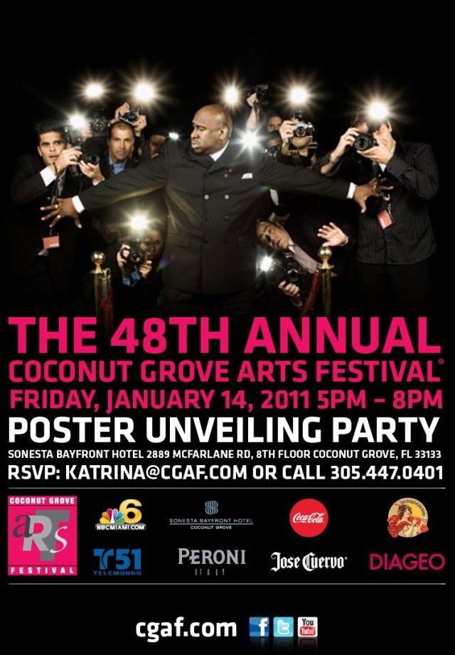 The 48th ANNUAL Coconut grove Arts Festival